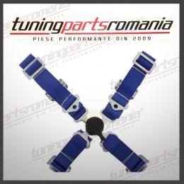 Centura Sport 4Puncte (Albastru) - QR - 52mm