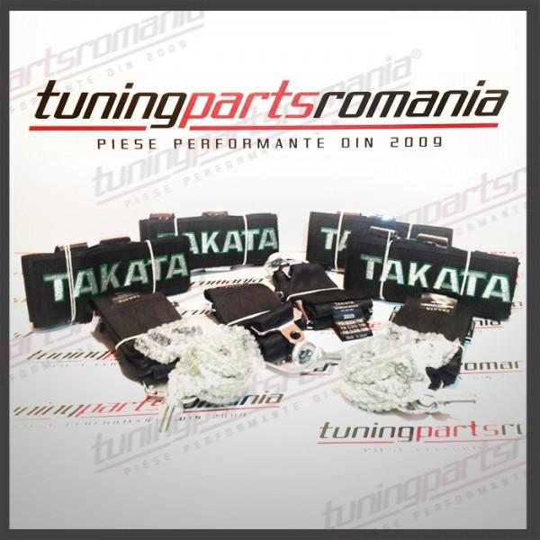 Centura Sport 5Puncte TAKATA (Black) - 76mm