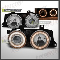Faruri BMW Seria5 (E34), Seria7 (E32) - Angel Eyes