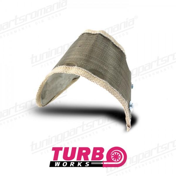 Protectie Termica Turbo Subaru WRX/STI EJ20 EJ25 Titan