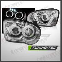 Faruri Subaru Impreza 2 (GD, GG) Angel Eyes Chrome