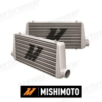 Intercooler Mishimoto M-Line (Silver) - 597x298x76 (Ø76)