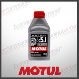 Motul DOT 5.1 High Performance Brake Fluid (0.5L)