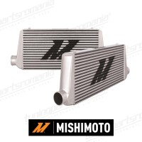 Intercooler Mishimoto R-Line (Silver) - 610x305x102 (Ø76)