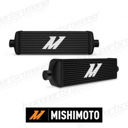 Intercooler Mishimoto J-Line (Black) - 559x183x95 (Ø63)