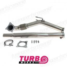 Downpipe TurboWorks Audi, Vw, Seat, Skoda - 2.0 TFSI
