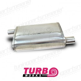 Toba Intermediara Sport Turboworks (Type S) - 57mm