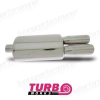 Toba Sport Turboworks 15 (63mm)
