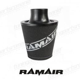 Filtru Aer Sport Ramair Negru (70mm, 80mm, 90mm, 100mm)