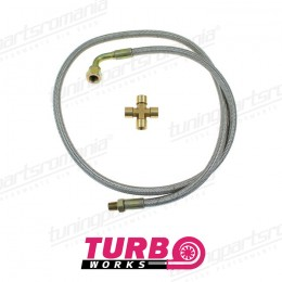 Kit Alimentare Ulei Turbo T25/T28