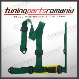 Centura Sport 4Puncte (Verde) - 52mm