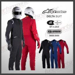 Combinezon Omologat FIA - Alpinestars Delta