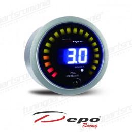 Ceas Depo Racing 2in1 Digital Boost (Electric) & Presiune Ulei