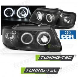 Faruri Audi A3 (8L) - Angel Eyes CCFL