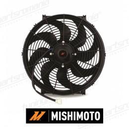 Electroventilator Mishimoto - 355mm (Race Line)