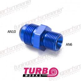 Adaptor AN10 (Exterior) - AN6 (Exterior)