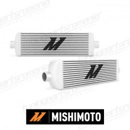 Intercooler Mishimoto J-Line (Silver) - 559x183x95 (Ø63)
