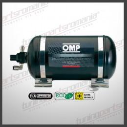 Extinctor Omologat OMP Black Edition - Electric