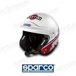 Casca Deschisa FIA - Sparco RJ Martini Logo