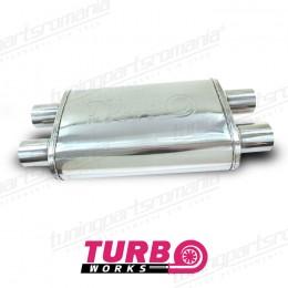 Toba Intermediara Sport Turboworks (Type H) - 51mm