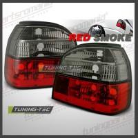 Stopuri Volkswagen Golf 3 (1H1) Red Smoked