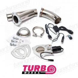 Cutout Y Turboworks (Telecomanda - Intrerupator)