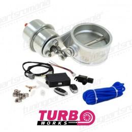 Cutout Drept Turboworks (Vacuum - Telecomanda)