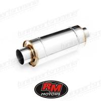 Toba Intermediara Sport RM Motors - 63mm