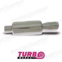 Toba Sport Turboworks 23 (57mm)