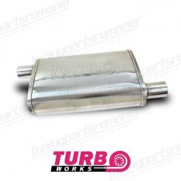 Toba Intermediara Sport Turboworks (Type S) - 63mm