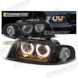 Faruri Audi A4 (B5) - Angel Eyes Black