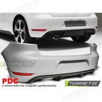 Bara Spate VW Golf 6 (5K1) + PDC - GTI Style