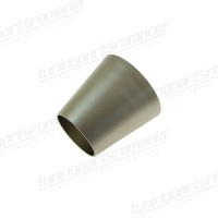 Reductie Inox 60-89mm