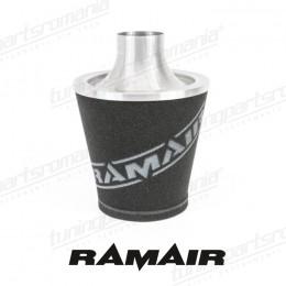 Filtru Aer Sport Ramair Gri (70mm, 80mm, 90mm, 100mm)
