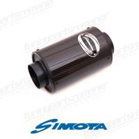 Filtru Aer Carbon Airbox Simota (70mm, 76mm)