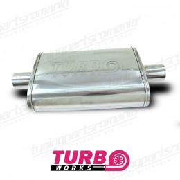 Toba Intermediara Sport Turboworks (Type I) - 76mm