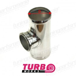 Adaptor Blow Off Valve Tial - 76mm