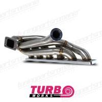 Galerie Turbo Inox BMW Seria 3 (E36) T3 - 6Cyl
