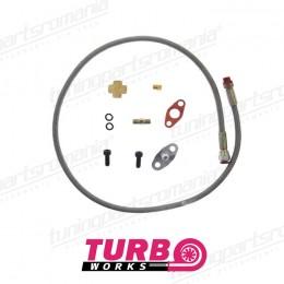 Kit Furtun + Accesorii Ungere Turbo