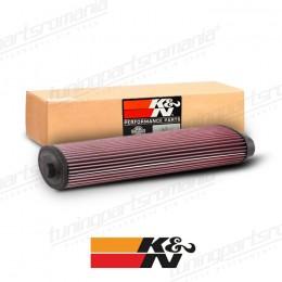 Filtru Aer K&N BMW Seria 3(E46, E9x), 5(E39, E6x, F10), 7(E38, E6x), X3, X5, X6, KNE-2657