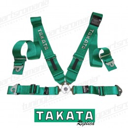 Centura Sport 4 Puncte TAKATA - 76mm