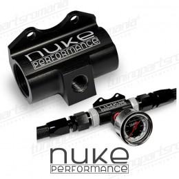 Adaptor Ceas Presiune Combustibil Nuke Performance
