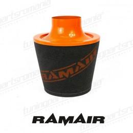 Filtru Aer Sport Ramair Portocaliu (70mm, 80mm, 90mm, 100mm)