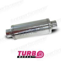 Toba Intermediara Sport Turboworks - 76mm