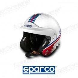 Casca Deschisa FIA - Sparco RJ Martini Stripes