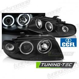 Faruri Audi A4 (B5) - Angel Eyes CCFL Black