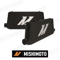 Intercooler Mishimoto R-Line (Black) - 610x305x102 (Ø76)