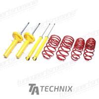 Suspensie Sport Fixa TaTechnix Opel Astra F