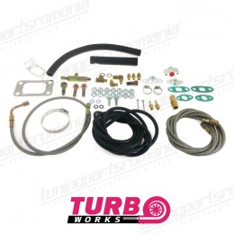 Kit Alimentare Ulei Turbo T3/T4