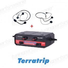 Sistem Intercom TERRATRIP Professional